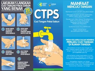 Leaflet : CTPS 2018