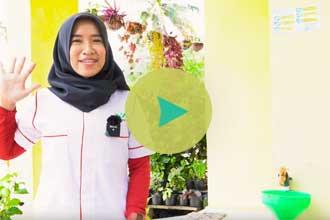 Pelaksanaan 5 Pilar STBM di Desa Suka Makmur, Kalimantan Tengah