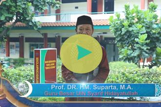 Himbauan Menjalani Ibadah Puasa Ramadhan oleh Prof. DR. HM. Suparta, M.A
