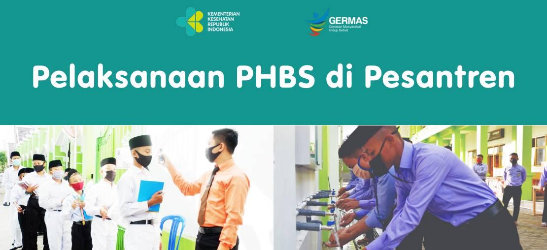 Pelaksanaan PHBS di Pesantren