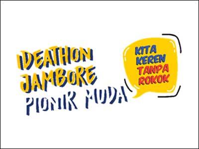 Ideathon Jambore Pionir Muda: Ajang seru Kreativitas Anak Muda Peduli Rokok