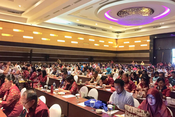 Rapat Kerja Kesehatan Daerah di Sulawesi Utara Tahun 2019