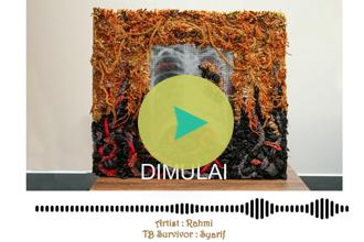Video Karya Seni Rupa Lungscape - Artist: Rahmi - TB Survivor: Syarif