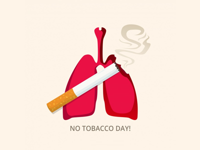 Jangan Biarkan Rokok Merenggut Nafas Kita