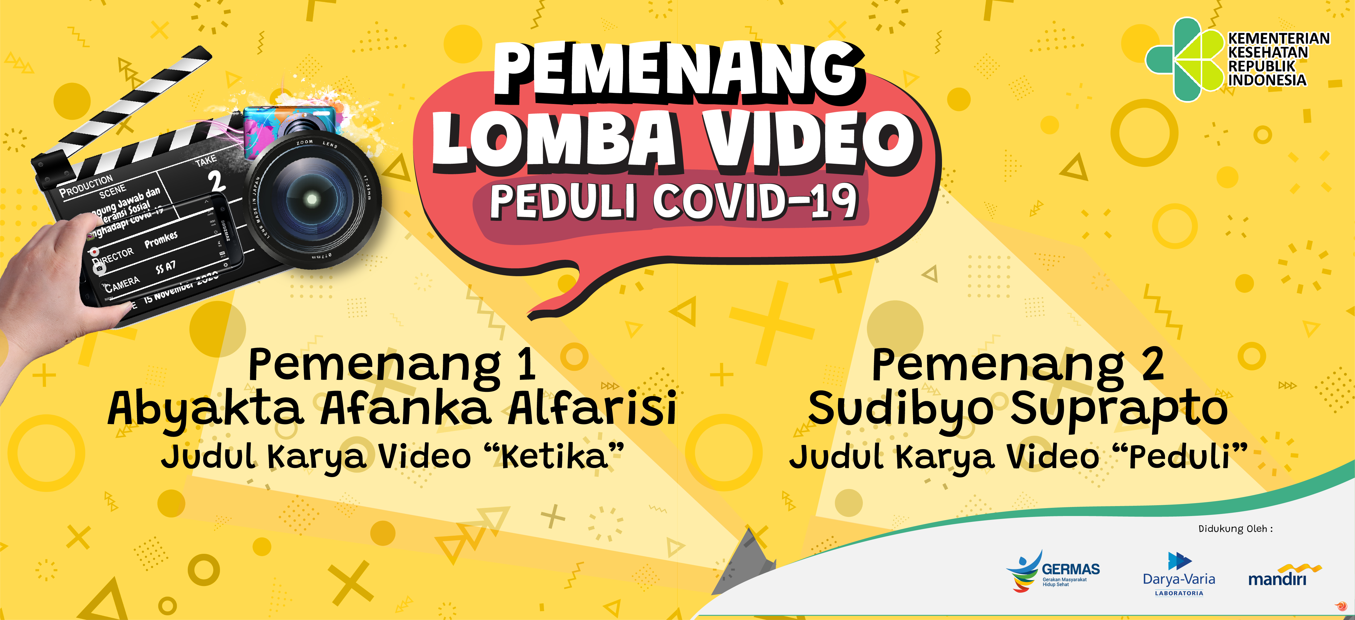 Lomba Video Promkes 2020