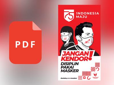 Materi Cetak Gerakan Pakai Masker Nasional Format Pdf