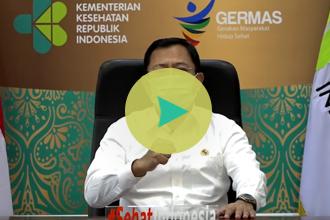 Pesan Menteri Kesehatan: Jangan Kendor, Ayo Pakai Masker