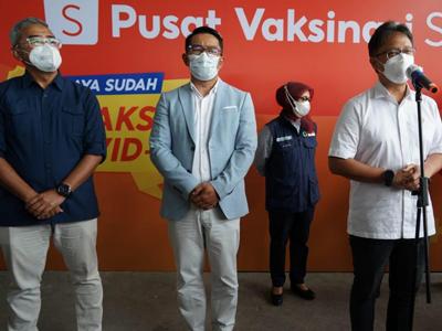 Pemerintah Gandeng Market Online dalam Pengadaan Sentra Vaksin