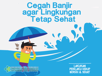 Tips Mencegah Banjir Menjelang Musim Hujan