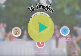 TV Spot Isi Piringku versi Porsi Makan