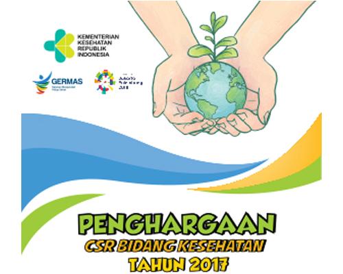 Penghargaan CSR Bidang Kesehatan