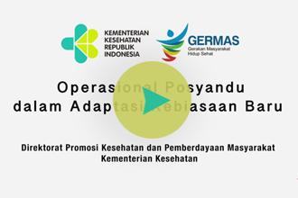 Video Implementasi Panduan Operasional Posyandu di Masa Adaptasi Kebiasaan Baru