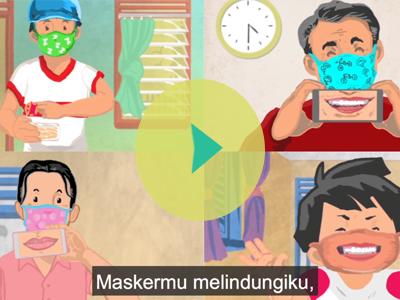 Video Ilm Berubah Usir Wabah Masker Untuk Semua Versi 30 Detik