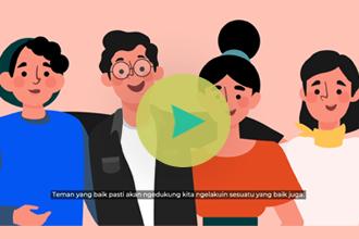 Video Animasi Life Skill Pencegahan Penyalahgunaan NAPZA Dewasa