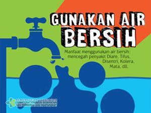 Manfaat Air Bersih dan Menjaga Kualitasnya