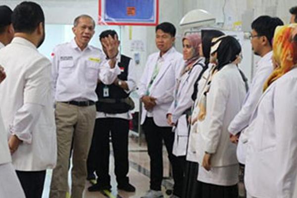 Pelayanan Kesehatan Terus Berjalan Hingga Usai Musim Haji