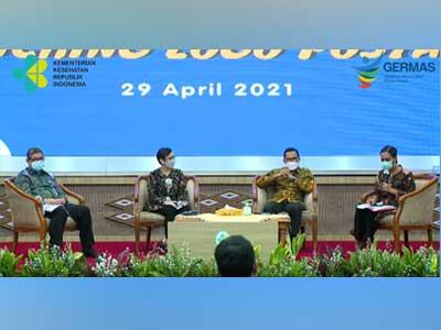 Seminar Modernisasi Posyandu dan Launching Logo Posyandu
