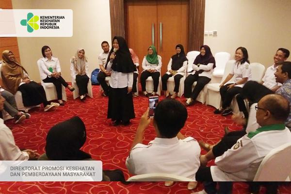 Orientasi Komunikasi Antarpribadi (KAP) Kota Waringin Timur, Kalimantan Tengah
