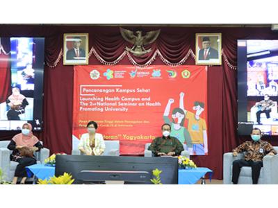 Kemenkes Canangkan Gerakan Kampus Sehat di Indonesia