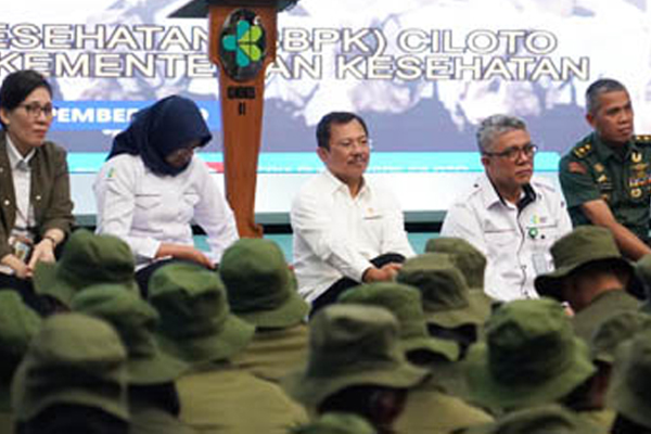 Menkes Minta Nusantara Sehat Menurunkan Stunting