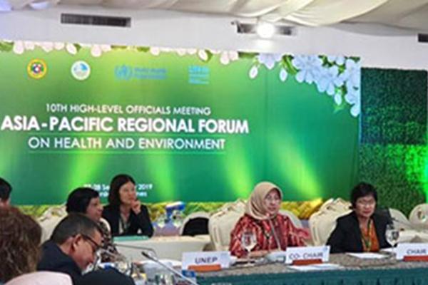 Indonesia Bertekad Membawa ARPFHE Menjadi Lebih Konkret