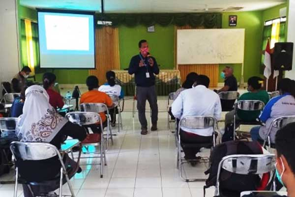 Promosi Kesehatan dalam Masa Pemulihan Awal Bencana Siklon Tropis Seroja di Provinsi Nusa Tenggara Timur