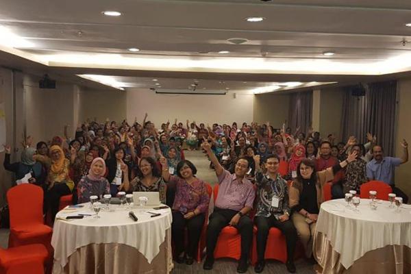 Lokakarya Penguatan Posyandu dalam Rangka Pencegahan Stunting di Surabaya
