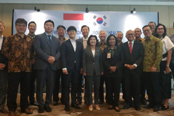 Implementasi Kerjasama Bidang Kesehatan Indonesia dan Korea Selatan