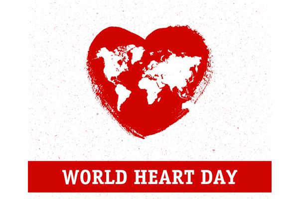 "Hari Jantung Sedunia ""Your Heart is Our Heart Too"""