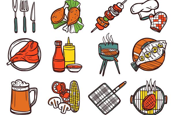 Kenali Bahaya Terlalu Sering Memakan Makanan yang Dibakar