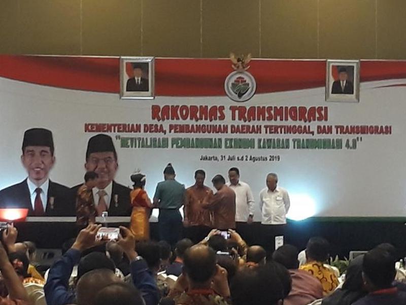 Rakornas Transmigrasi Dihadiri Kemendes, PDT dan Transmigrasi