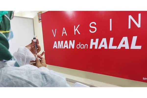 Tenaga Pendidik dan Kependidikan DKI Jakarta Mulai Divaksinasi Covid-19