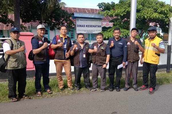 Dukungan Tim TGC Promkes ke Lokasi Gempa Halmahera Selatan