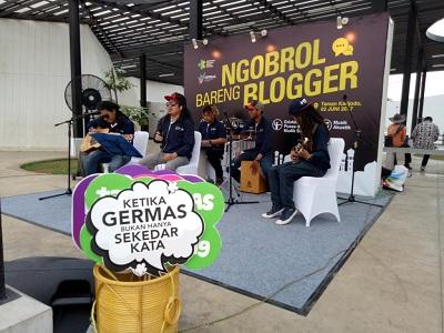 Ngobrol Bareng Blogger