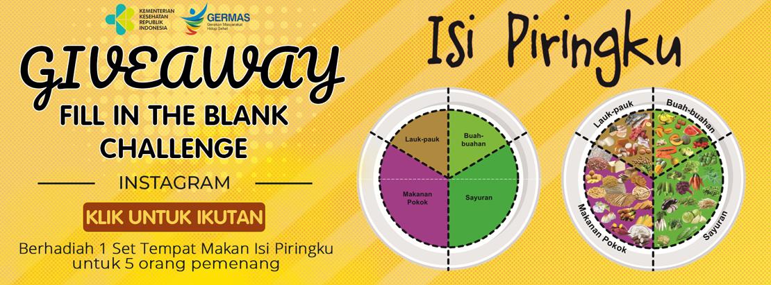 Giveaway Isi Piringku